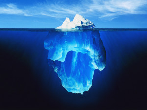 Tip of the Iceberg