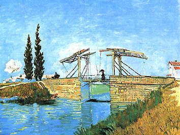 Il ponte di Langlois. Vincent van Gogh